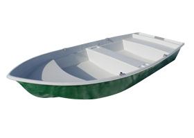 Plastikinės valtys AMBER