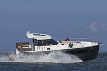 Motorinės jachtos Delphia