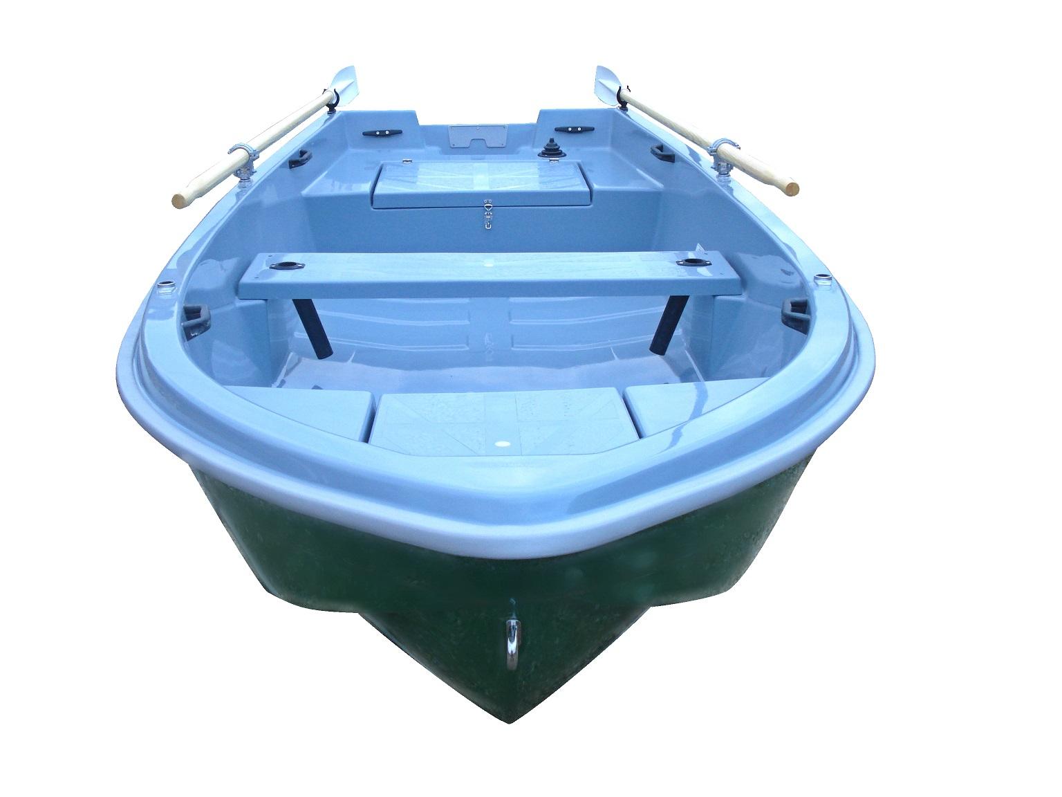 Plastikinės valtys LATREX