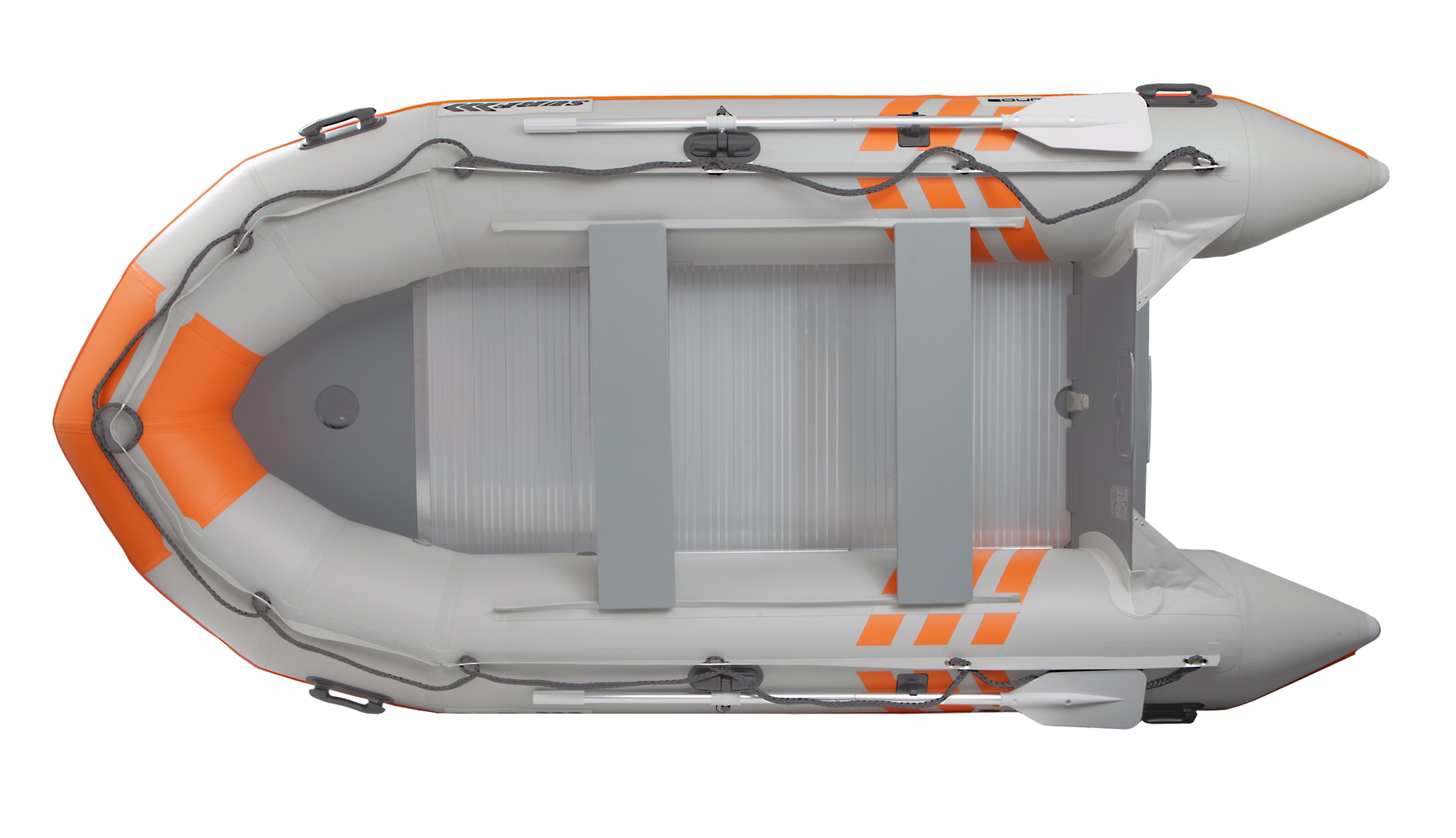 Valtis RUNOS RY-B400K Surf su aliuminio grindimis.