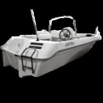 Kateriai, motorinės valtys - Astra 470 AVO