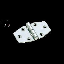 Nerūdijančio plieno lankstas 64X37