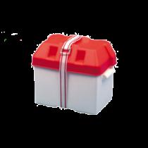 Akumuliatoriaus dėžė