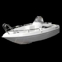 Kateriai, motorinės valtys - Astra 490 Goldfish