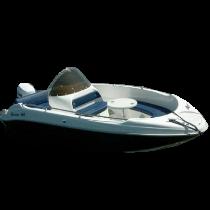 Kateriai, motorinės valtys - Astra Blesser 505