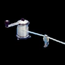 Gervės Anchormate virvės kreipiantysis ratukas