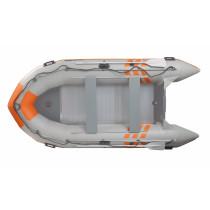Valtis RUNOS RY-B420K Surf su aliuminio grindimis.