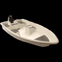 Kateriai, motorinės valtys - Astra 415 AVO
