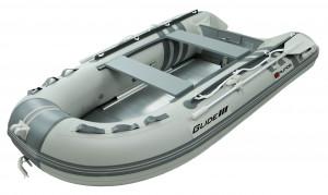 Valtis RUNOS RY-B300D Glide su aliuminio grindimis.
